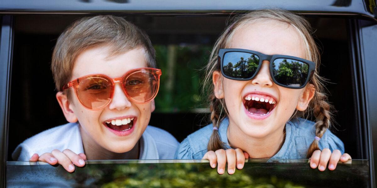 viaggio in auto bambini